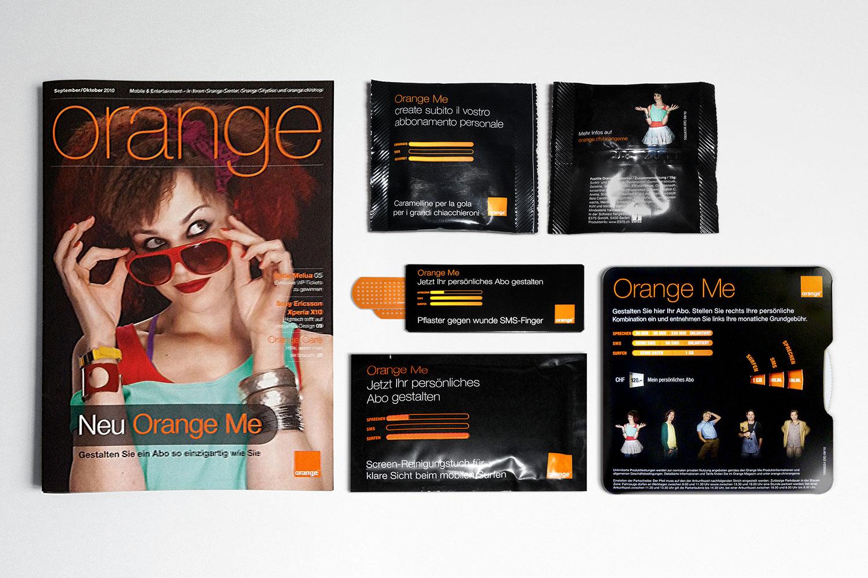 Orange Me