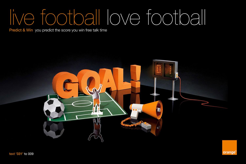 Orange CAF