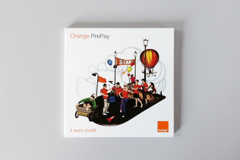 Orange Prepay 1