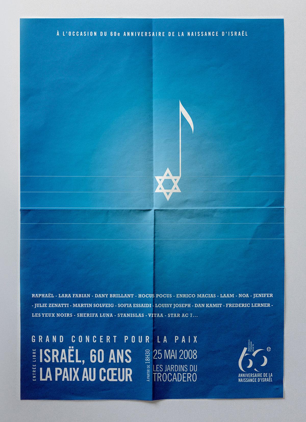 Israel 60ans
