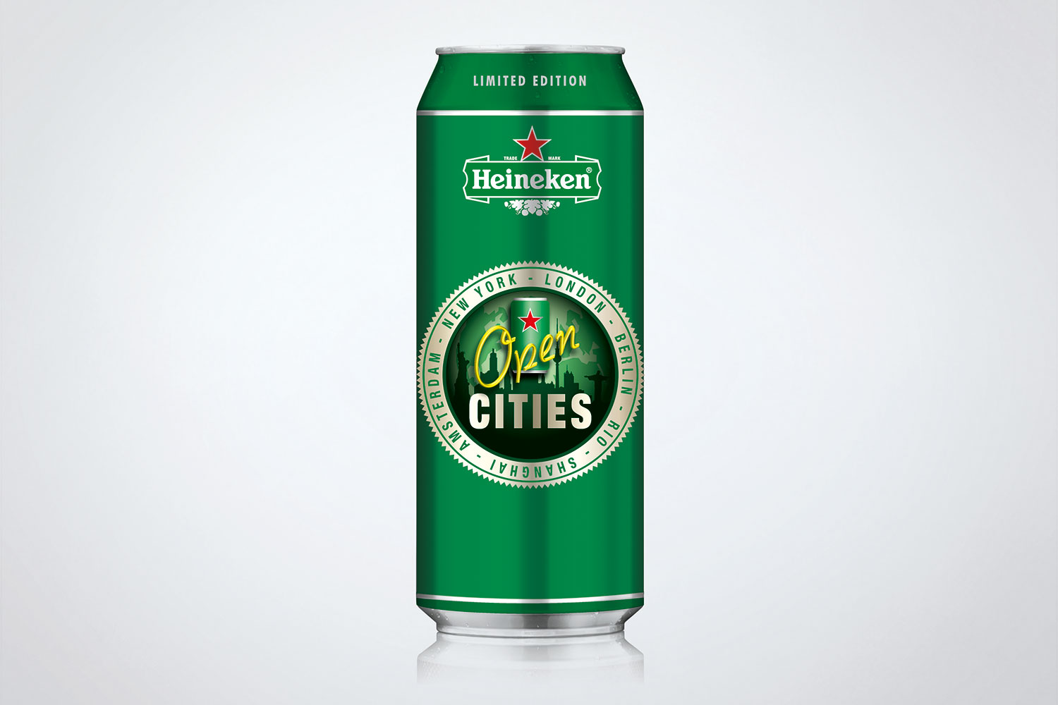 Heineken - Open Cities