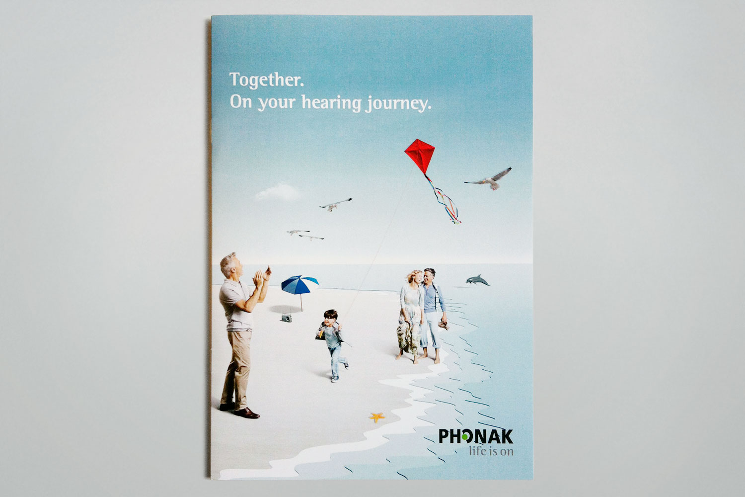 Phonak new brand platform
